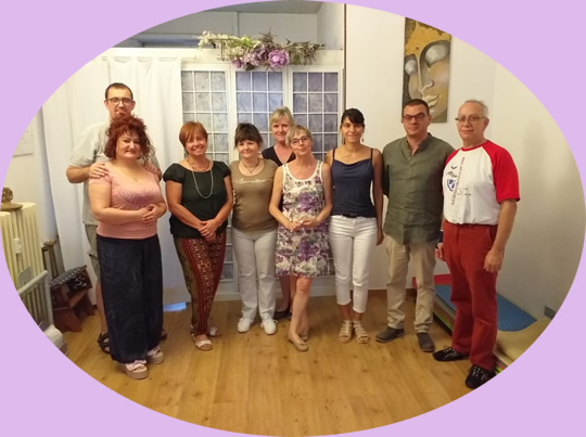 Foto Il Team dell'Associazione Ananda Yoga